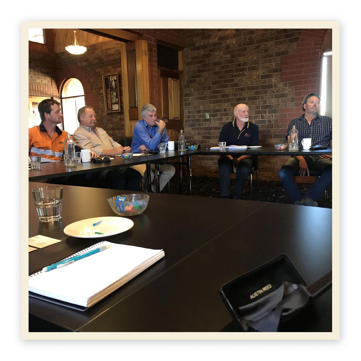 Image of Industrial Hemp Industrial Hemp Project National Cultivator Trial Scheme meeting